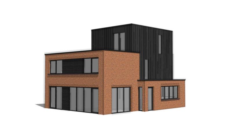 Welstand positief over het ontwerp voor het woonhuis Boddenkamp HD!