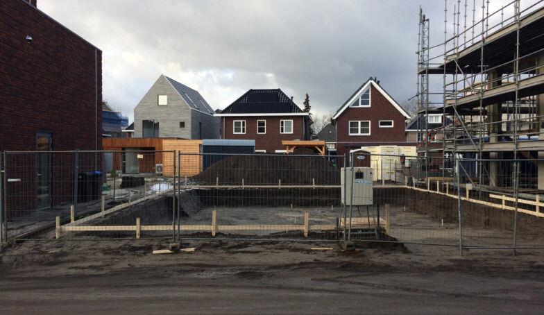 Voortgang op de bouw van Boddenkamp HD!