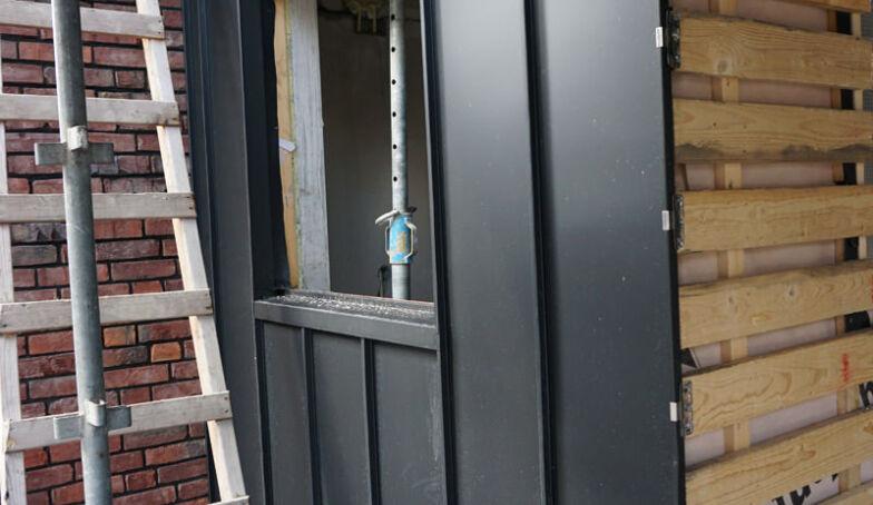 Nieuwe foto's van de bouw van Boddenkamp HD!