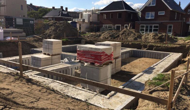 De bouw is gestart voor het plan PRo Boddenkamp!