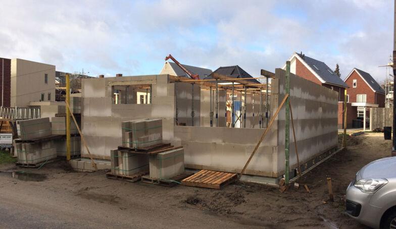 PRo Boddenkamp: storten 2e verdiepingsvloer