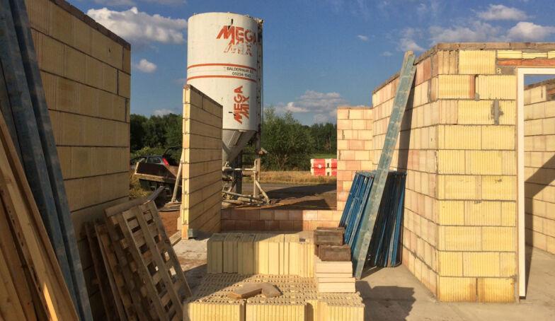 Voortgang van de bouw van LuDi - Het Brunink Buitenveld Enschede!
