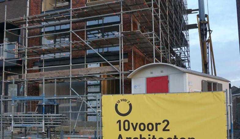 The Hoff aan de Lonnekerspoorlaan te Enschede staat er mooi bij!