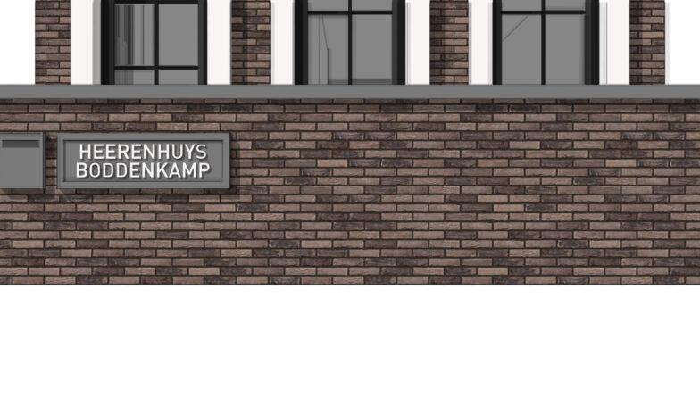 We gaan van start met de bouw van het Heerenhuys!