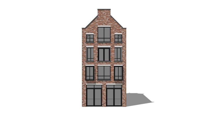 De bouwvergunning is binnen voor het Statenpand E1 op de Melkhal Enschede!