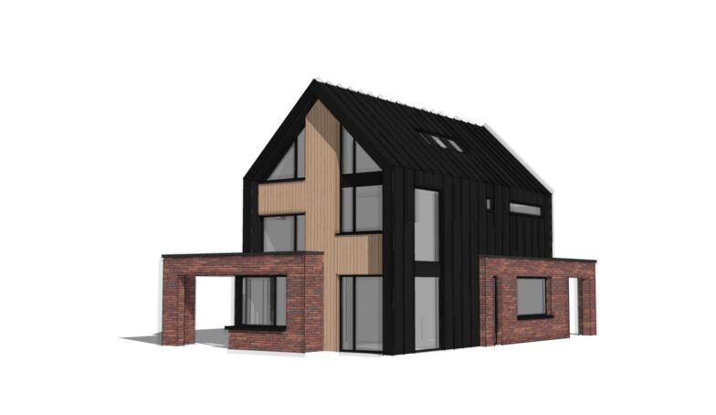 Goed nieuws: de bouw gaat beginnen voor de woning van de familie Olde Meule op het Spikkert te Weerselo!