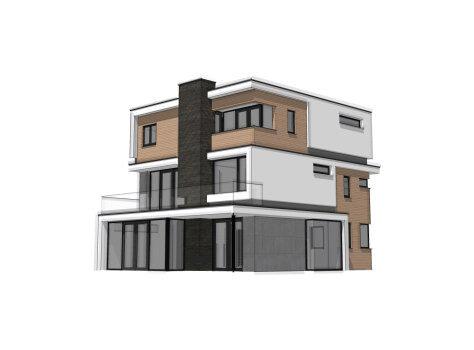 Moderne Villa - Boddenkamp Enschede